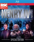William Shakespeare - Henry Iv Parts I & Ii (2 Blu-Ray) [edizione: Regno Unito]
