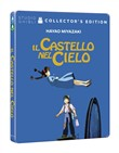 Il Castello nel Cielo (Dvd+blu-Ray) (Ltd Ce Steelbook)