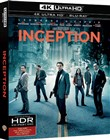 Inception (4k Ultra Hd+blu Ray)