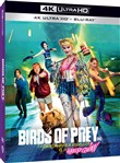 Birds Of Prey e La Fantasmagorica Rinascita di Harley Quinn (Blu-Ray 4k Ultra Hd+blu-Ray)