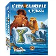 L'Era Glaciale Collection (4 Dvd+mini Figures)