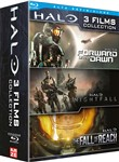 Halo - Forward Unto Dawn / Nightfall / The Fall Of Reach (3 Blu-ray)