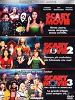 scary movie trilogia (3 d...