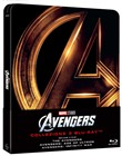 Avengers Trilogy (3 Blu-Ray) (Steelbook)
