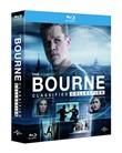 The Bourne Collection (5 Blu-Ray) (Digibook)
