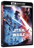 Star Wars - Episodio Ix - L'ascesa di Skywalker (Blu-Ray 4k Ultra Hd+2 Blu-Ray)