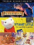 Stuart Little / La Voce del Cigno / Peter Pan (3 Dvd)