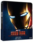 Iron Man Trilogy (3 Blu-Ray) (Steelbook)