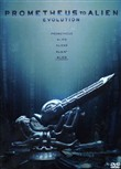 Cof. Prometheus To Alien - 5 dvd