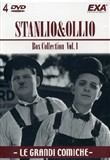 Stanlio & Ollio - Le Grandi Comiche Box Collection #01 (4 Dvd)