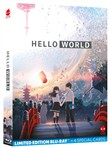 Hello World (Limited Edition) (Blu-Ray+cards)
