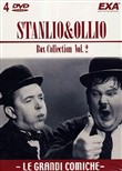 Stanlio & Ollio - Le Grandi Comiche Box Collection #02 (4 Dvd)