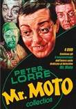 Mr. Moto Collection (4 Dvd)
