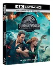 Jurassic World: Il Regno Distrutto (Blu-Ray 4k Ultra Hd+blu-Ray)