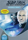Star Trek Next Generation Stagione 06 #01 (3 Dvd)