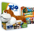 Rio / Alvin Superstar 2 / L'era Glaciale 3 (Limited Edition) (3 Dvd+peluche Luiz)