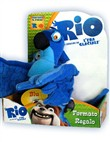 Rio (Limited Edition) (dvd+peluche Blu)
