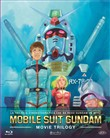 Mobile Suit Gundam - Movie Trilogy (3 Blu-Ray)