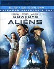 cowboys & aliens (blu-ray...