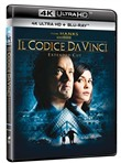 Il Codice da Vinci (10th Anniversary New Edition) (Blu-Ray 4k Ultra Hd+blu-Ray)