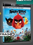 Angry Birds - Il Film (Blu-Ray 4k Ultra Hd+blu-Ray)