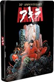 Akira - 30th Anniversary Edition Steelbook (Blu-Ray+dvd+booklet)