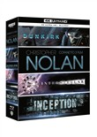Christopher Nolan 3 Film Collection (4k Ultra Hd + Blu-Ray)
