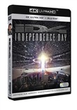 Independence day (1 Blu-ray Ultra HD, 2 Blu-ray)