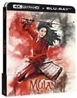 Mulan (Live Action) (4k Ultra Hd+blu-Ray) (Steelbook)
