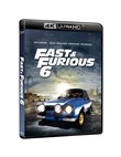 Fast And Furious 6 (Blu-Ray 4k Ultra Hd+blu-Ray)