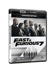 Fast And Furious 7 (Blu-Ray 4k Ultra Hd+blu-Ray)