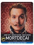 Mortdecai (Ltd Steelbook)