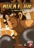 Rocky Joe - Serie 01 Box 03 (Eps 41-60) (4 Dvd)