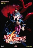 Night Warriors Darkstalkers' Revenge (2 Dvd)