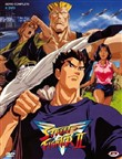 Street Fighter Ii V Box (Eps 01-29) (4 Dvd)