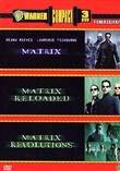 Matrix Cofanetto (3 Dvd)