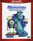 Monsters University (3d) (2 Blu-Ray+blu-Ray 3d)