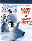 Happy Feet / Happy Feet 2 (2 Blu-Ray)