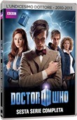 Doctor Who - Stagione 06 (5 Dvd)
