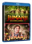 jumanji collection (2 blu...