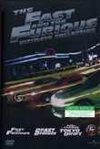 The Fast And The Furious Ultimate Collection (4 Dvd) (Limited Edition)