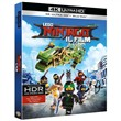 Lego Ninjago - Il Film (Blu-Ray 4k Ultra Hd+blu-Ray)