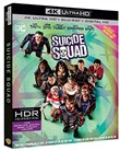 Suicide Squad (Blu-Ray 4k Ultra Hd+blu-Ray+digital Copy)
