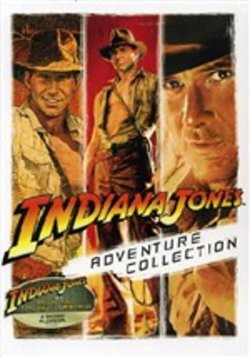 Indiana Jones - Adventure Collection (Special Edition) (3 Dvd)