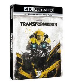 Transformers 3 (Blu-Ray 4k Ultra Hd+blu-Ray)