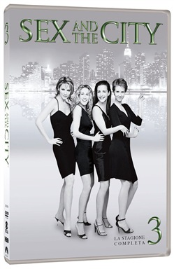 Sex And The City - Stagione 03 (3 Dvd)