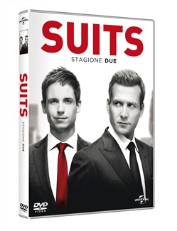 Suits - stagione 02 (3 dvd)
