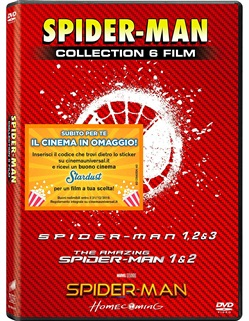 Spider-Man Collection (6 Dvd)
