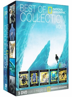 National Geographic - The Best Of #01 (5 Dvd)