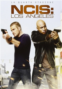 Ncis - Los Angeles - Stagione 04 (6 Dvd)